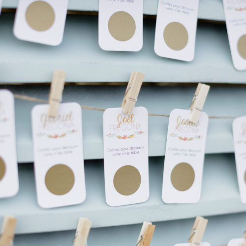 Cartes invites a gratter